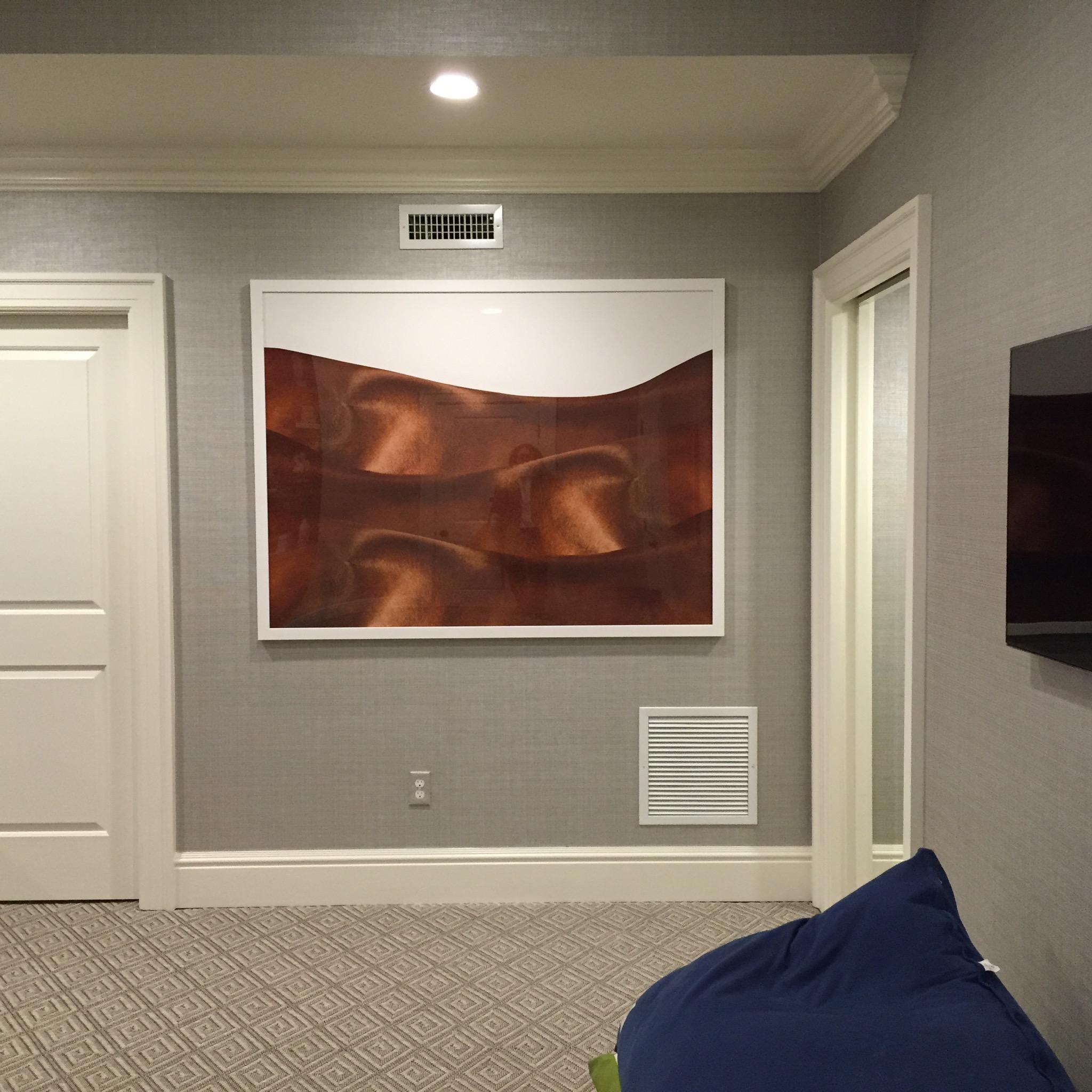 Westport, CT, Sam Allen Interiors - Artwork by Shelli Breidenbach Photography