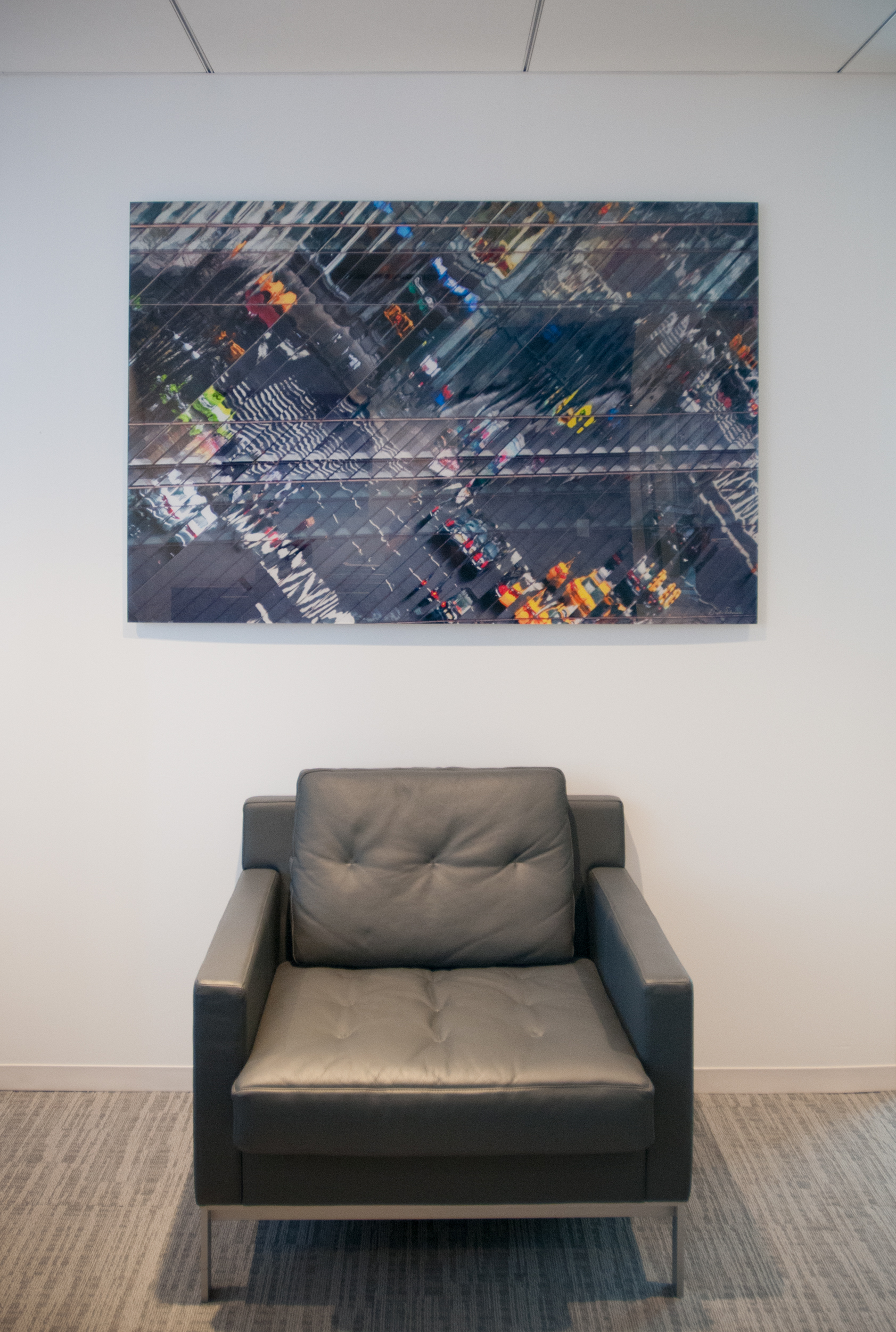 Park Ave, NYC Offices - Artwork by Barbara Erdmann Photography