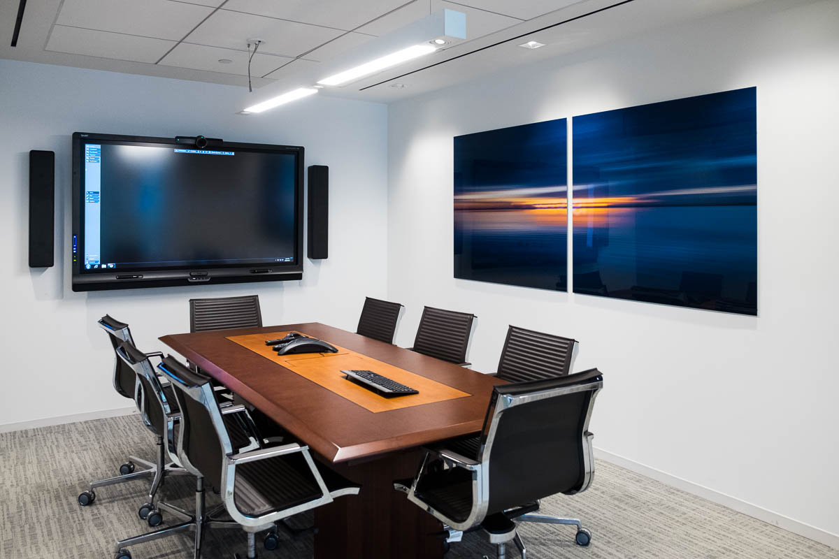 Park Ave, NYC Offices - Artwork by Stefan Radtke Photography