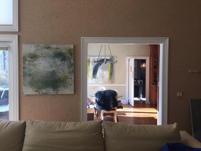 Bedford, NY - Artworks by Anne Raymond, Kerri Rosenthal