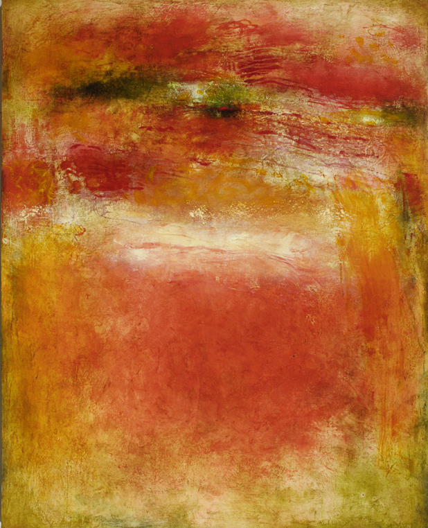 High Red 60 x 48