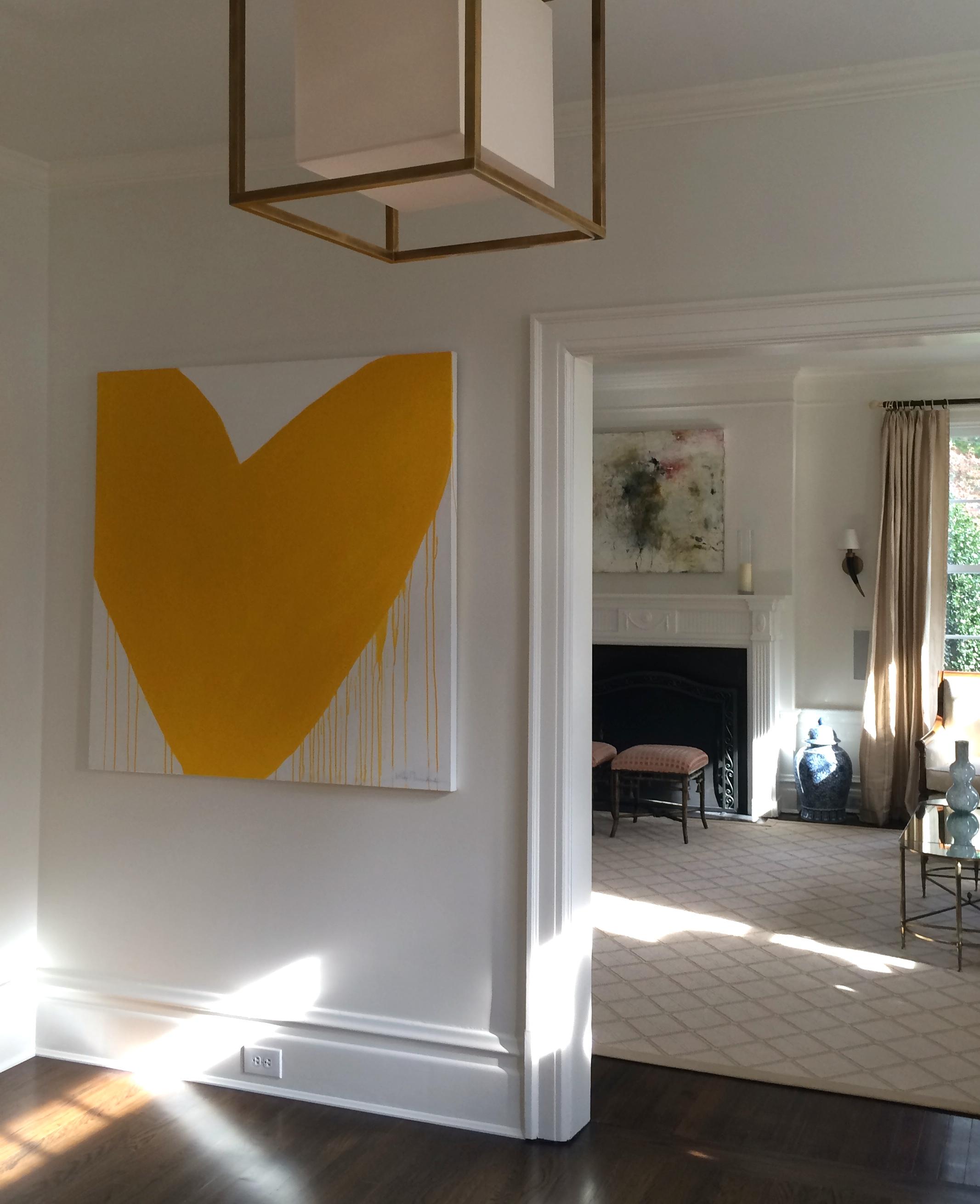 Drippy Heart by Kerri Rosenthal