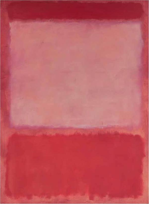NO. 16 , Mark Rothko, 1960