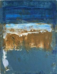 Ocean Series l,  by Anne Raymond