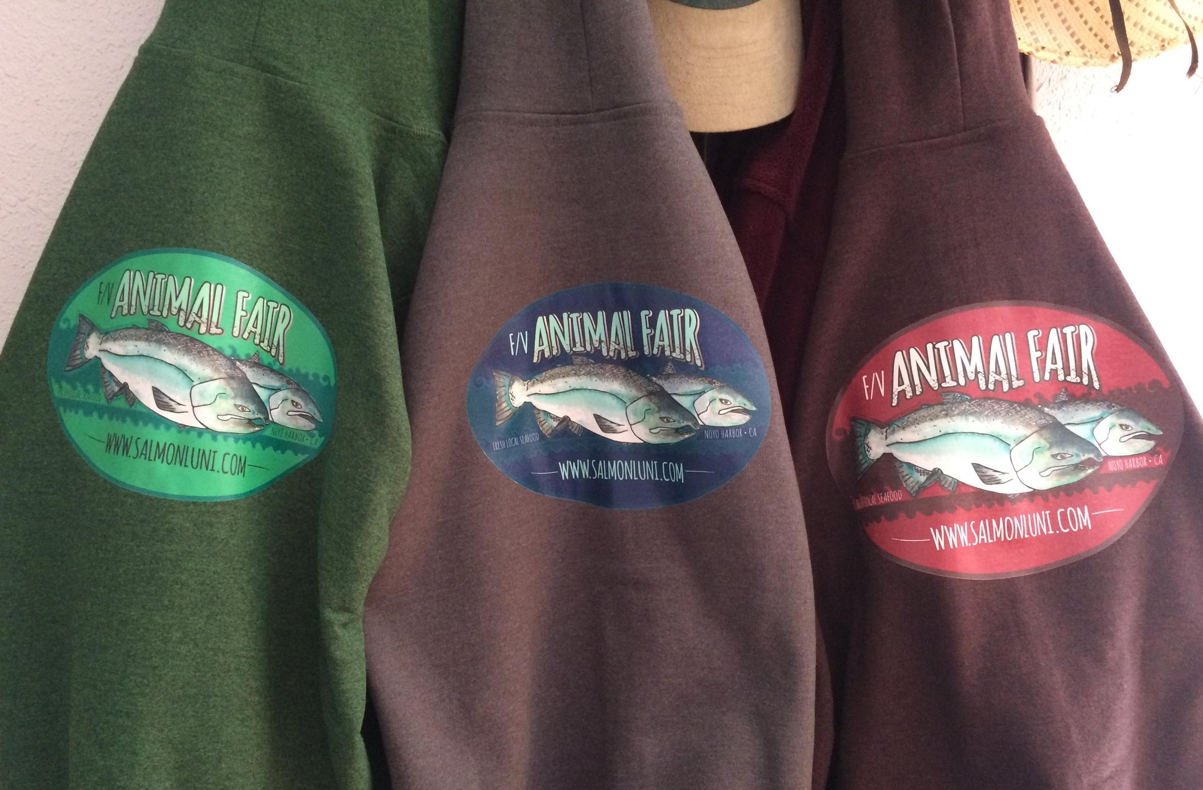 Animal Fair hoodies will be available soon!