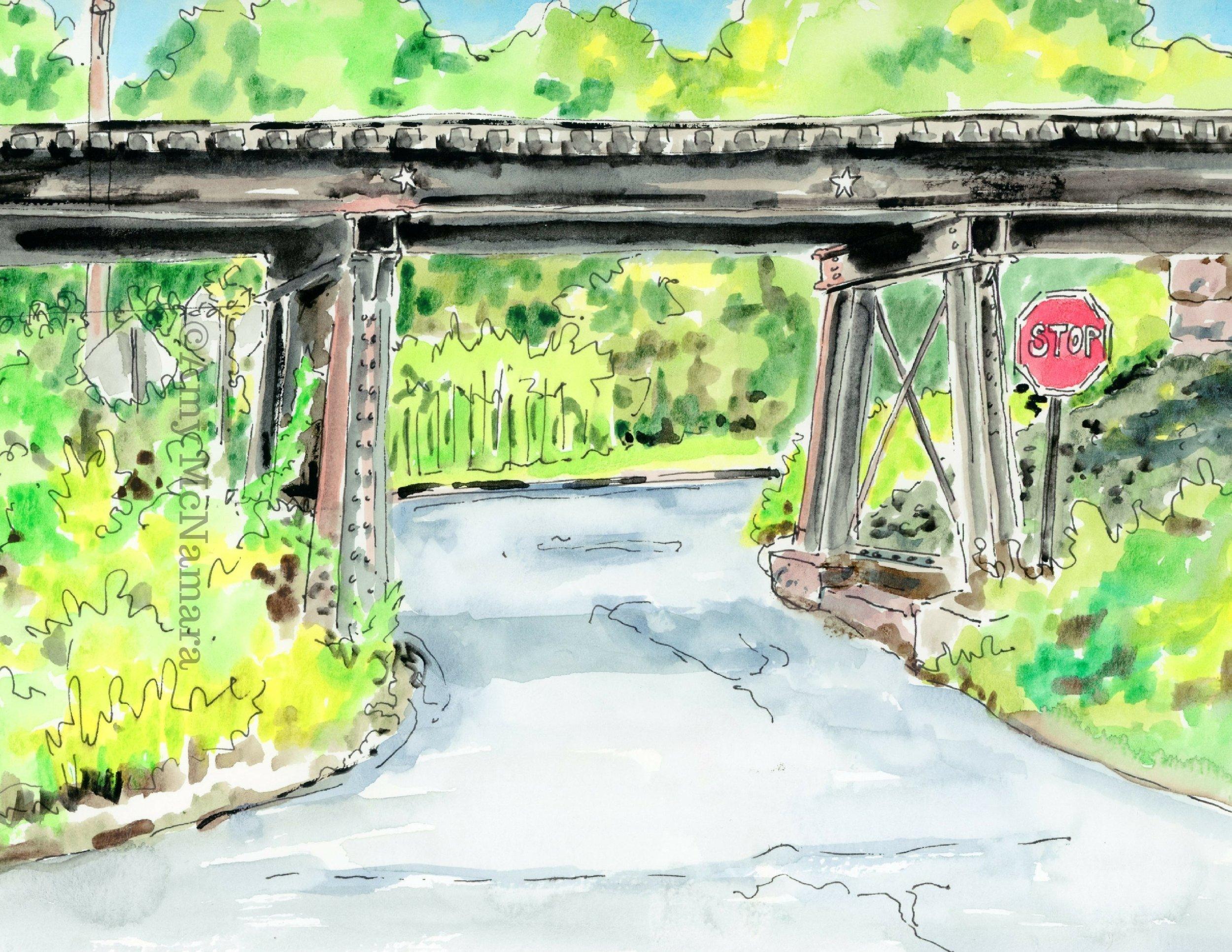 Trestle Bridge
