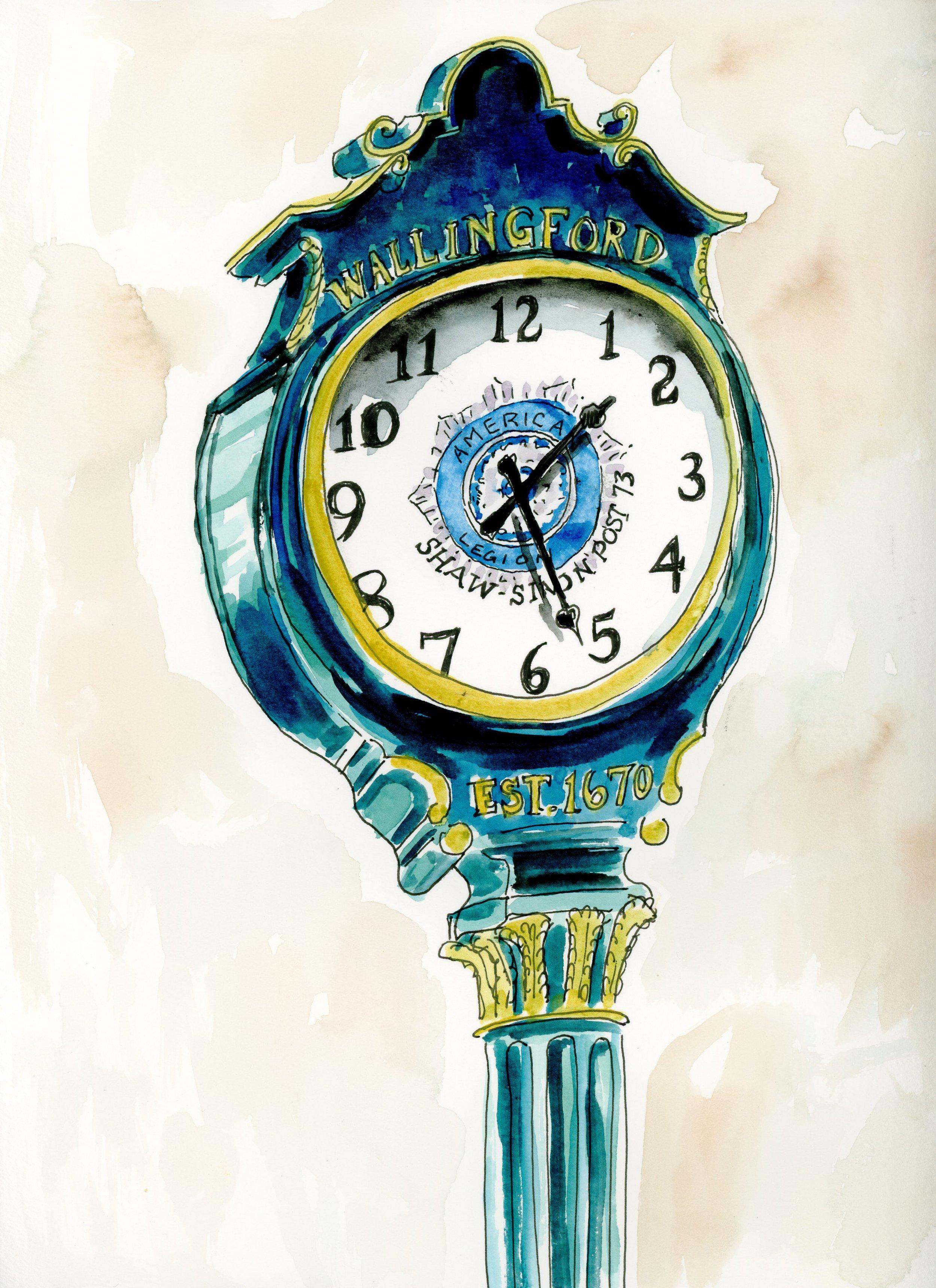 Wallingford Clock