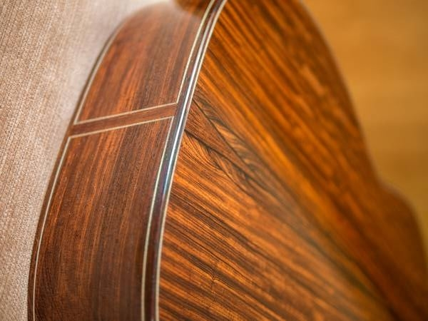 Quilted Cocobolo