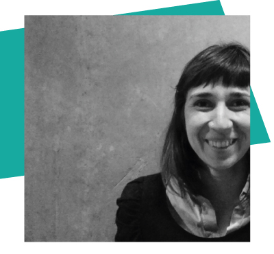 Francesca Grassi  , Co-founder - Designer   Francesca qualified as an Interior Designer at the  Polytechnic University of Milan  and from 2010 until 2014 she collaborated with a multi-disciplinary studio in Milan working on a variety of medium and large scale Interior and Graphic Design projects.  She relocated to London in 2014 where she founded INK105 with Laura. Her creative work continues to lie at the intersection between interior and graphic design.  Francesca also graduated in Philosophy and she has been actively involved in Animal Rights charities since 2001.