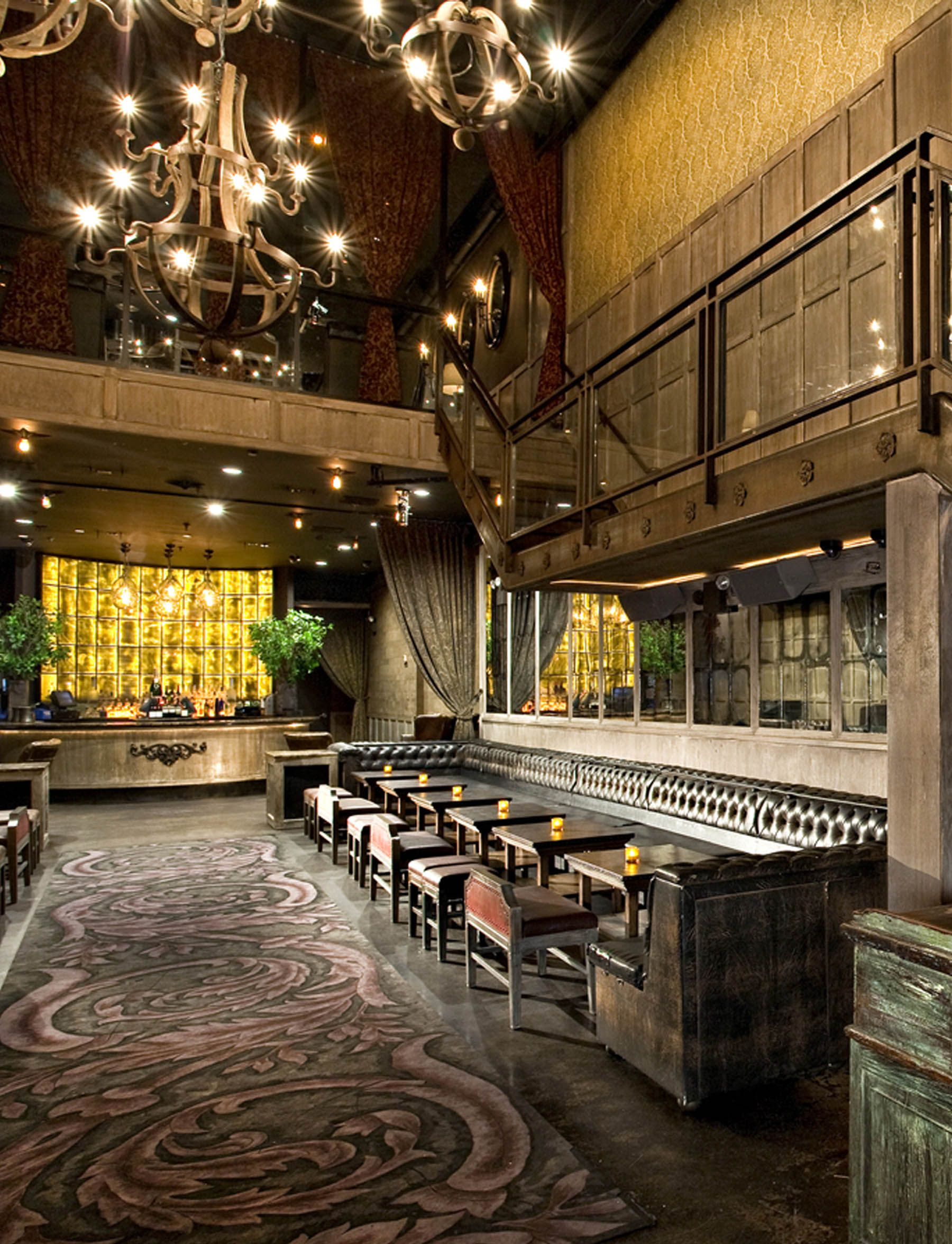 Avenue Night Club - New York City
