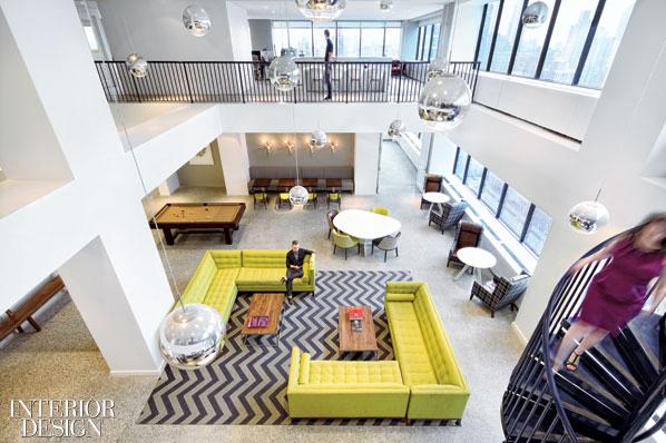 McCann Erickson Headquarters - New York City