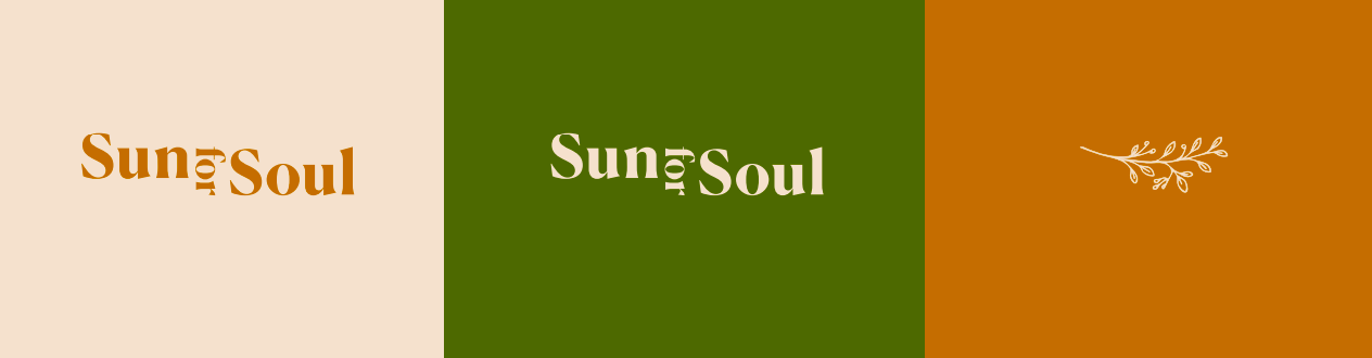 Sun For Soul Final Logo + Identity Mark
