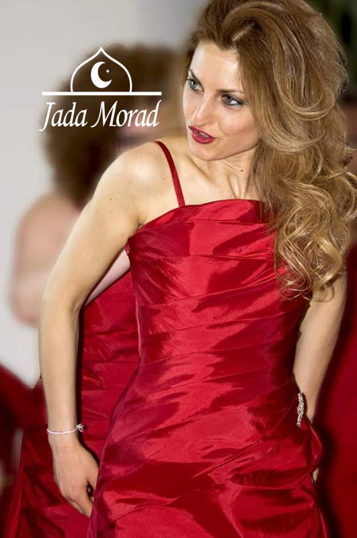 Jada Morad singing in a opera choir March 2016.jpeg