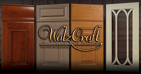 General Cabinets is a certified distributor of WalzCraft Cabinet Doors and Accessories.
