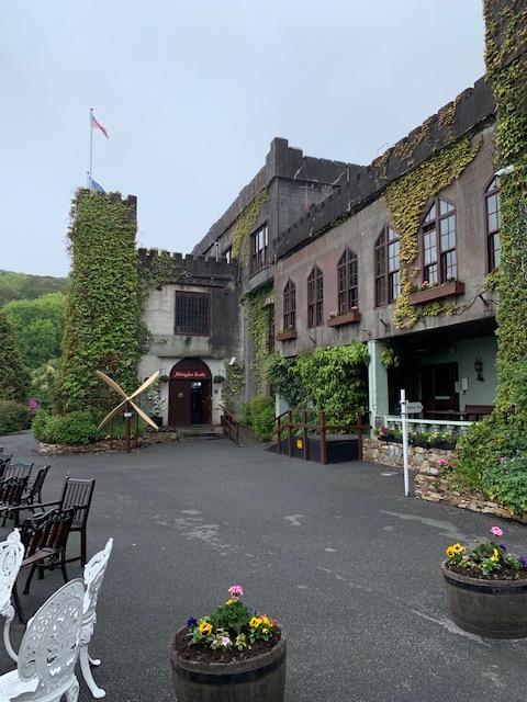 Abbeyglen Castle Hotel.