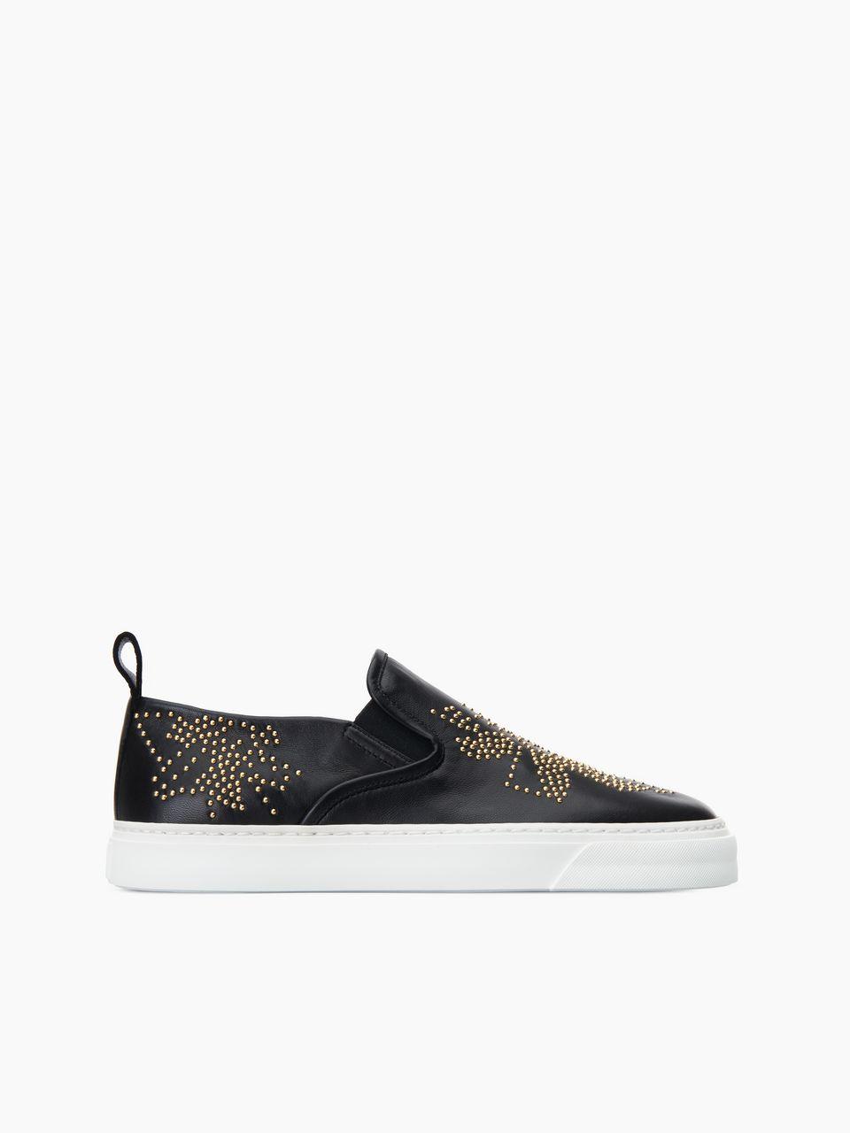 Ivy Sneaker   Black