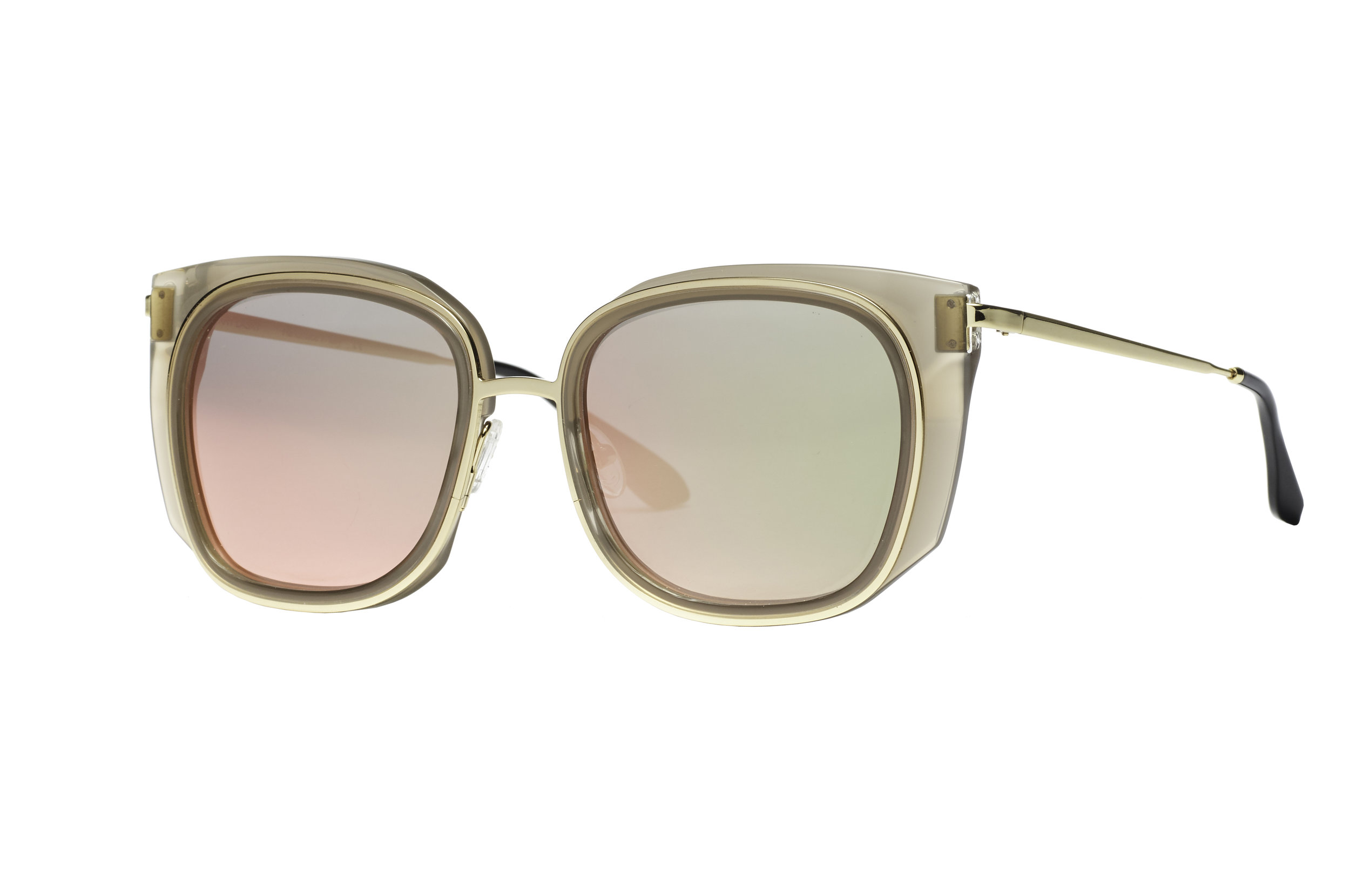 Thierry Lasry Everylasty Sunglasses   Black