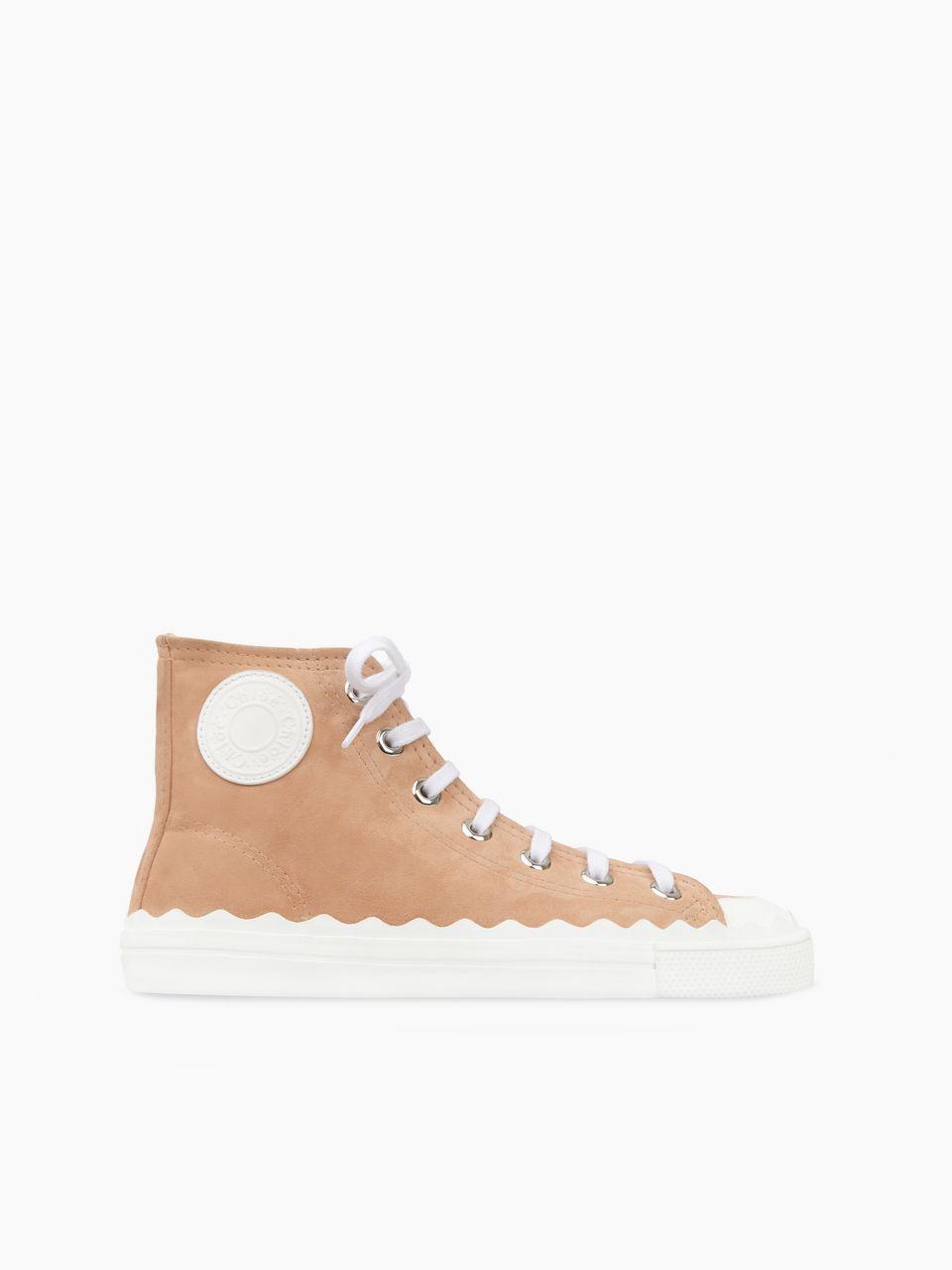 Chloe Kyle Sneaker   Tan