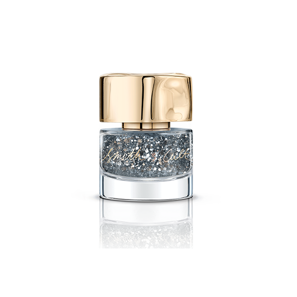 Smith and Cult Glass Souls Nail Polish   Silver Glitter