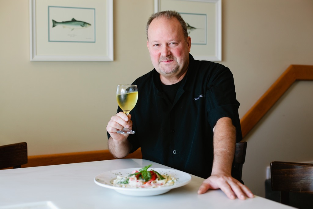 Executive Chef Christopher Maitland