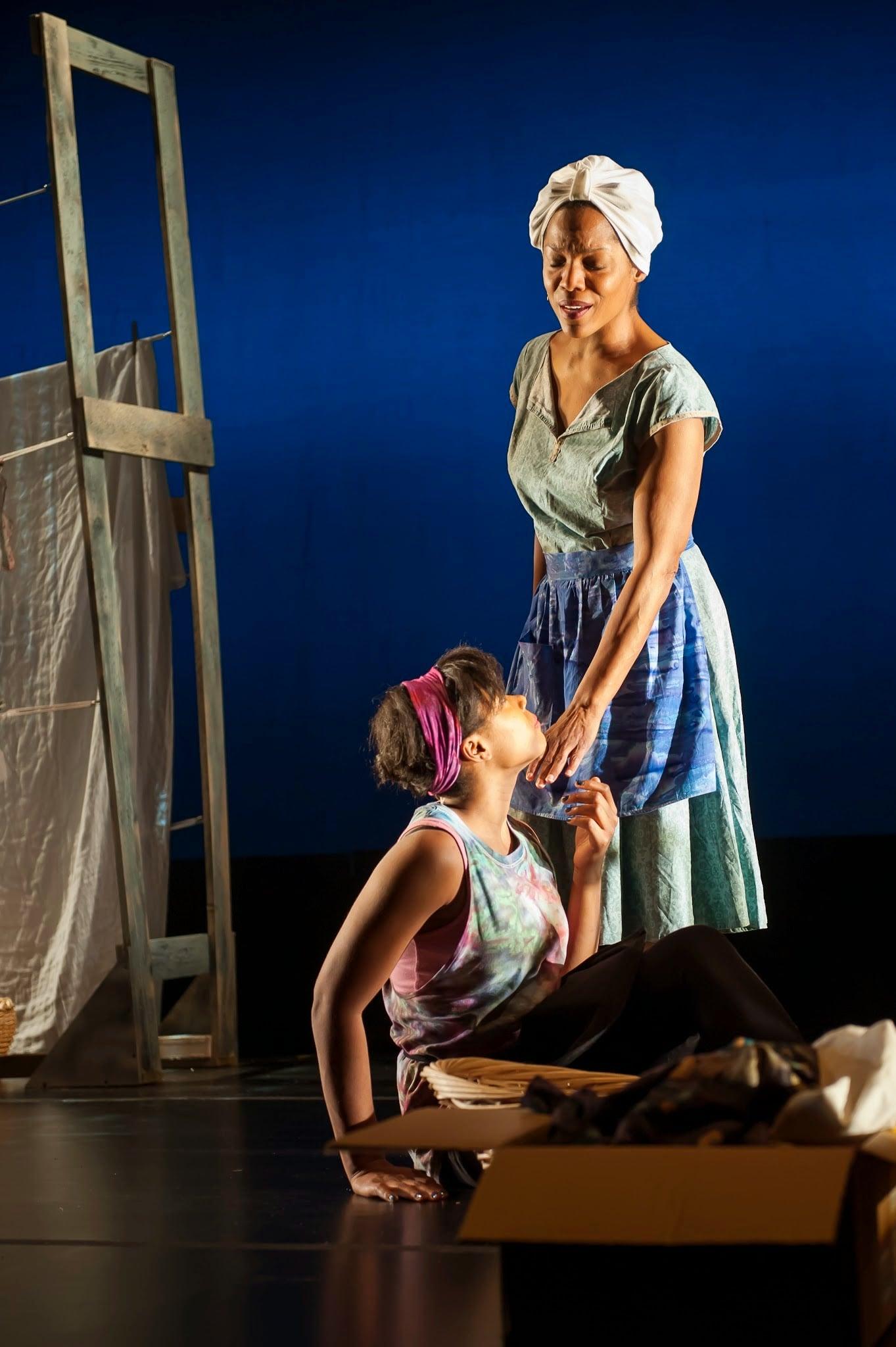 Grandma Blu and Mark Mack