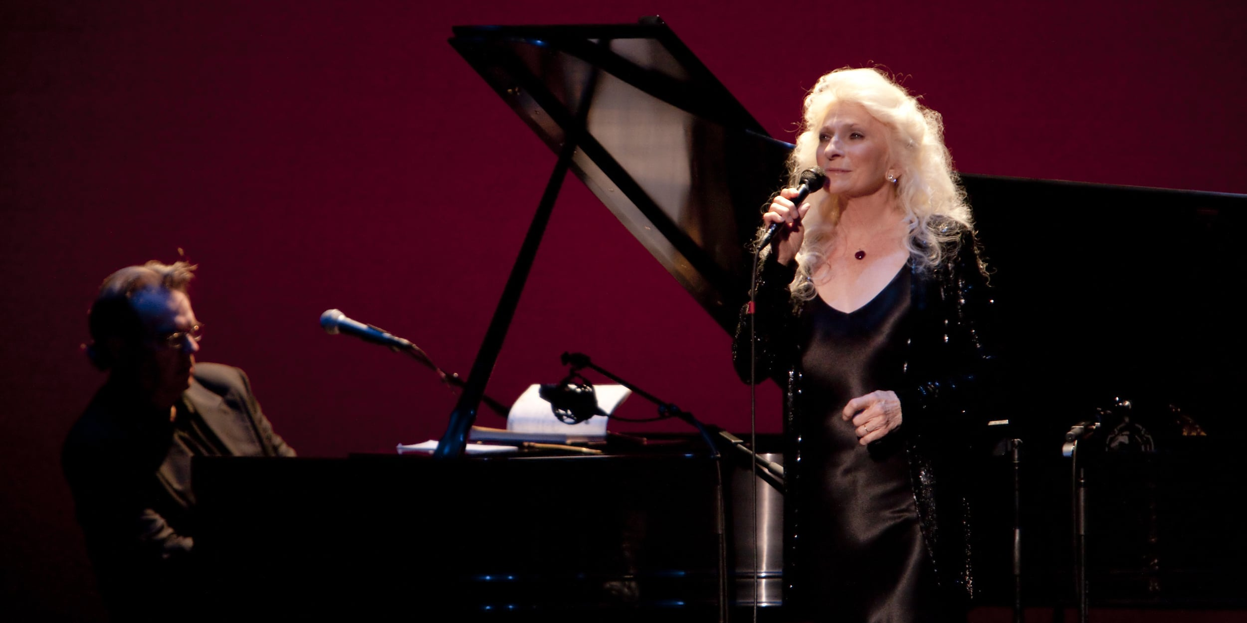 Judy Collins with Jimmy Webb