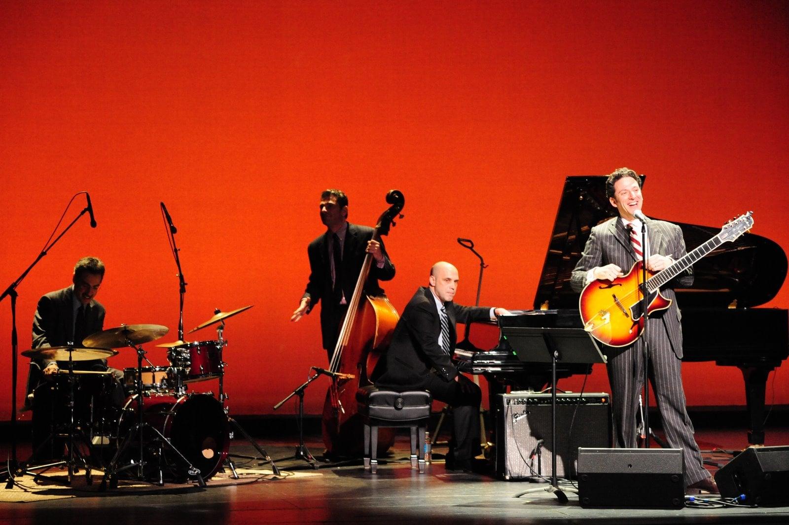 John Pizzarelli Quartet