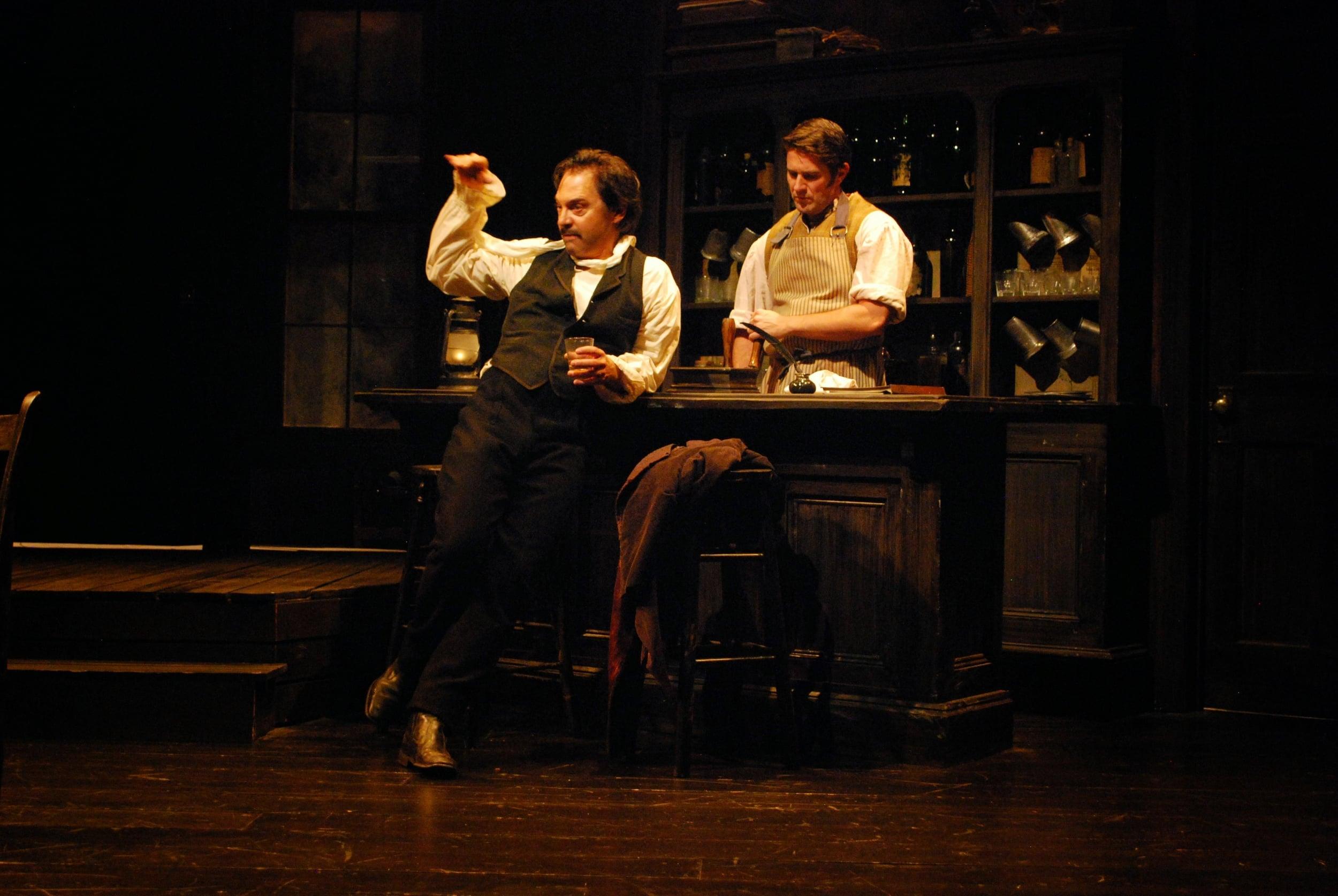 Edgar Allen Poe and Conner