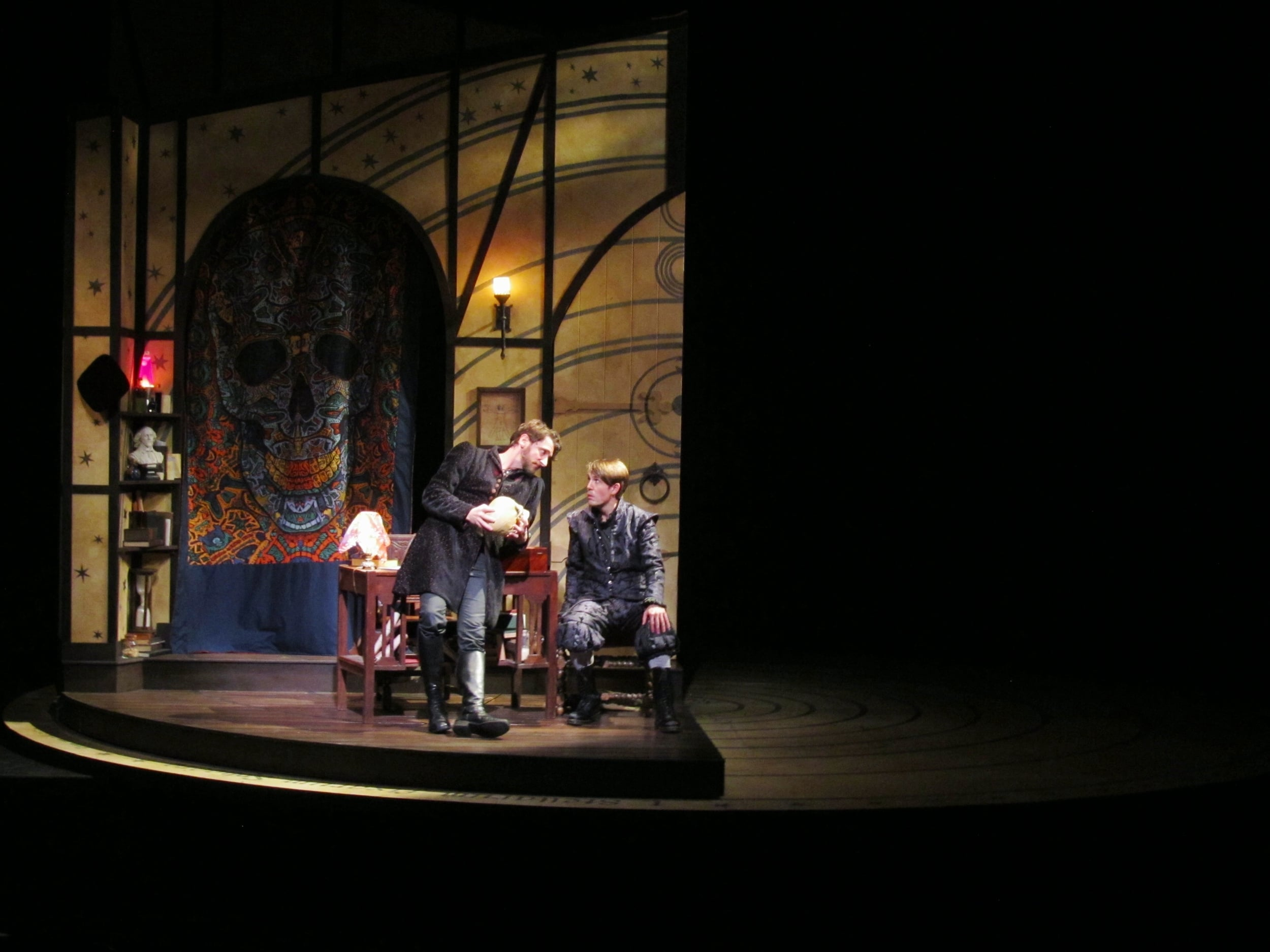 Faustus and Hamlet