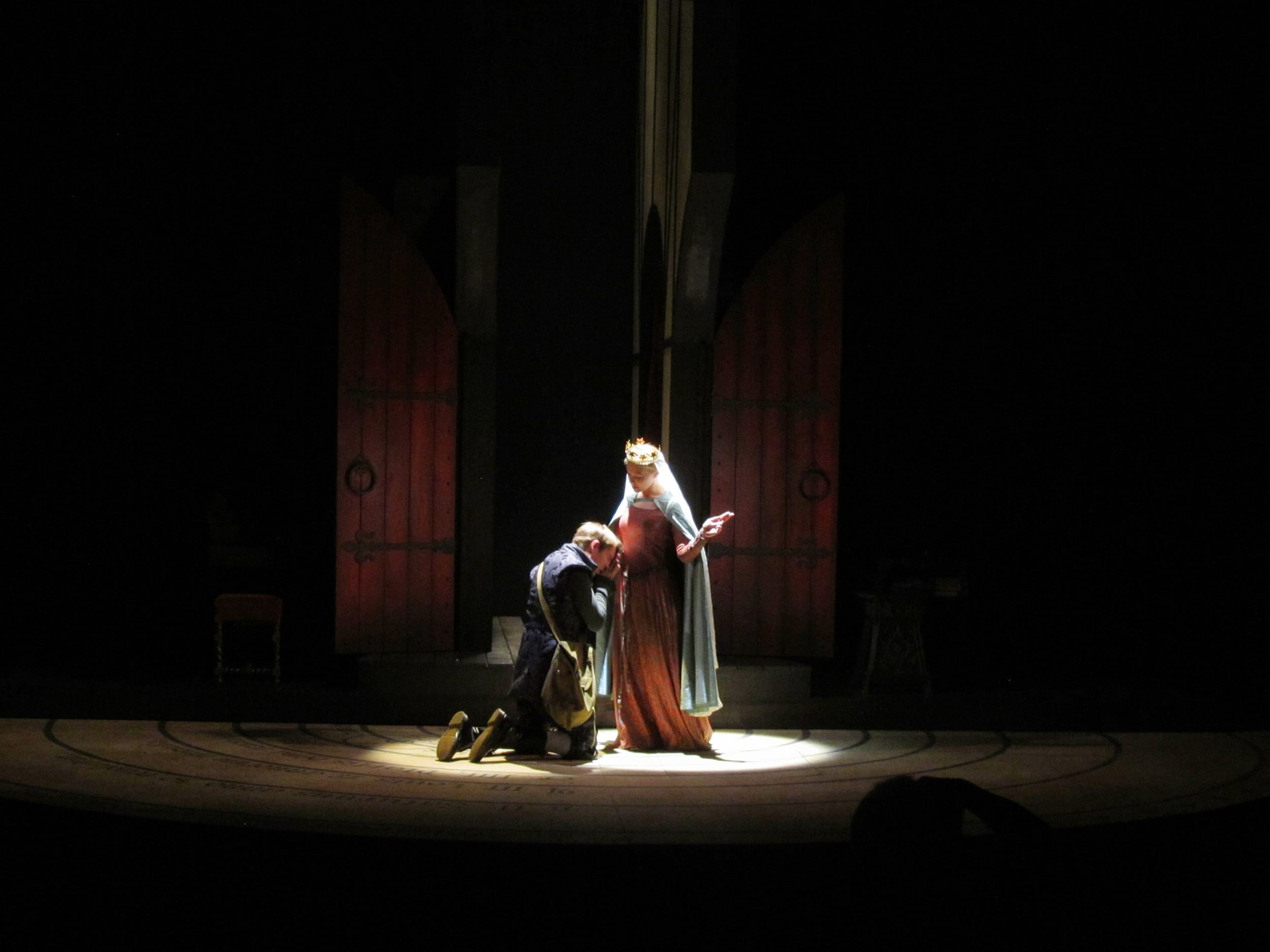 Hamlet and Mary