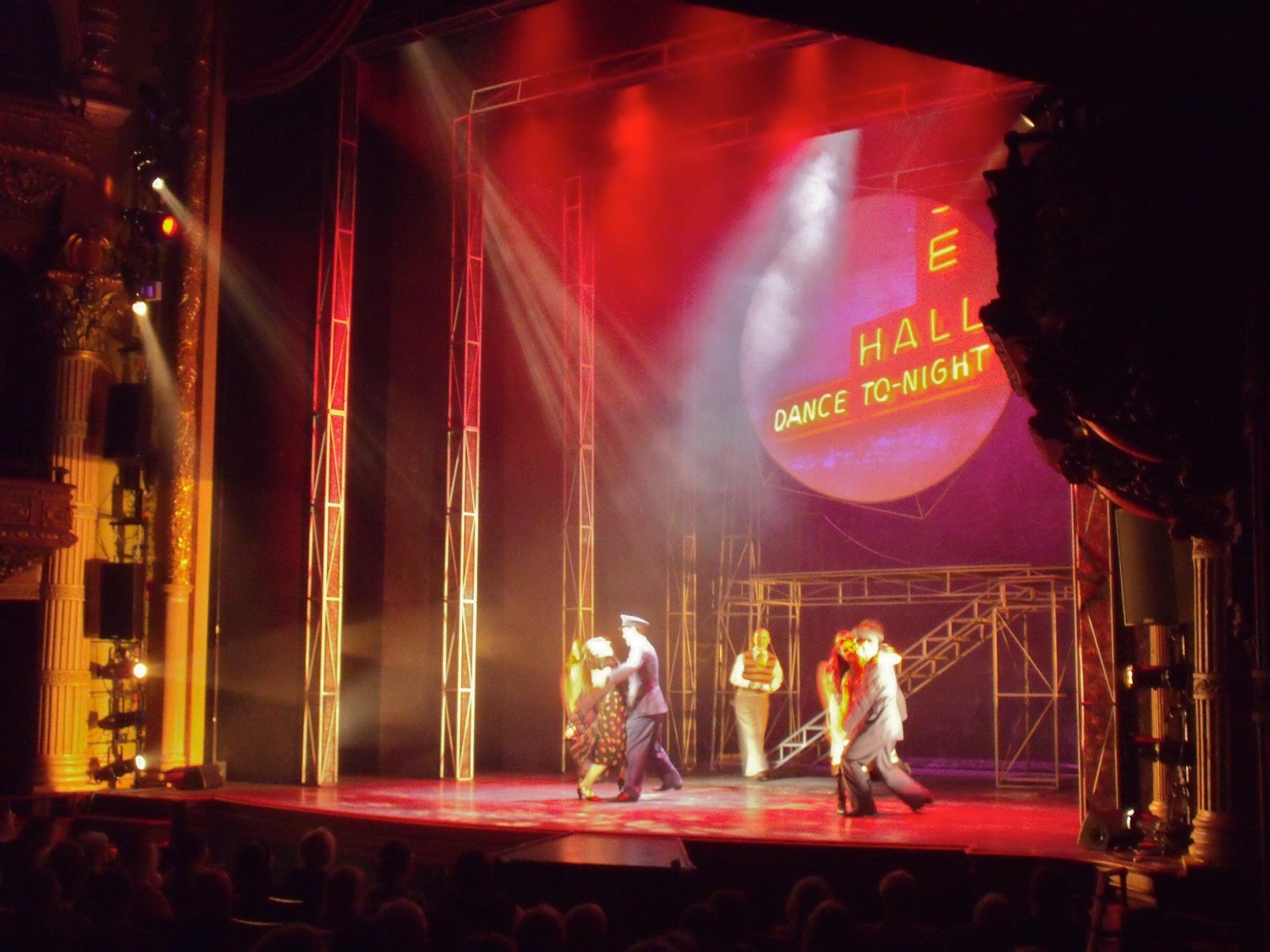 Overture, Dance Hall