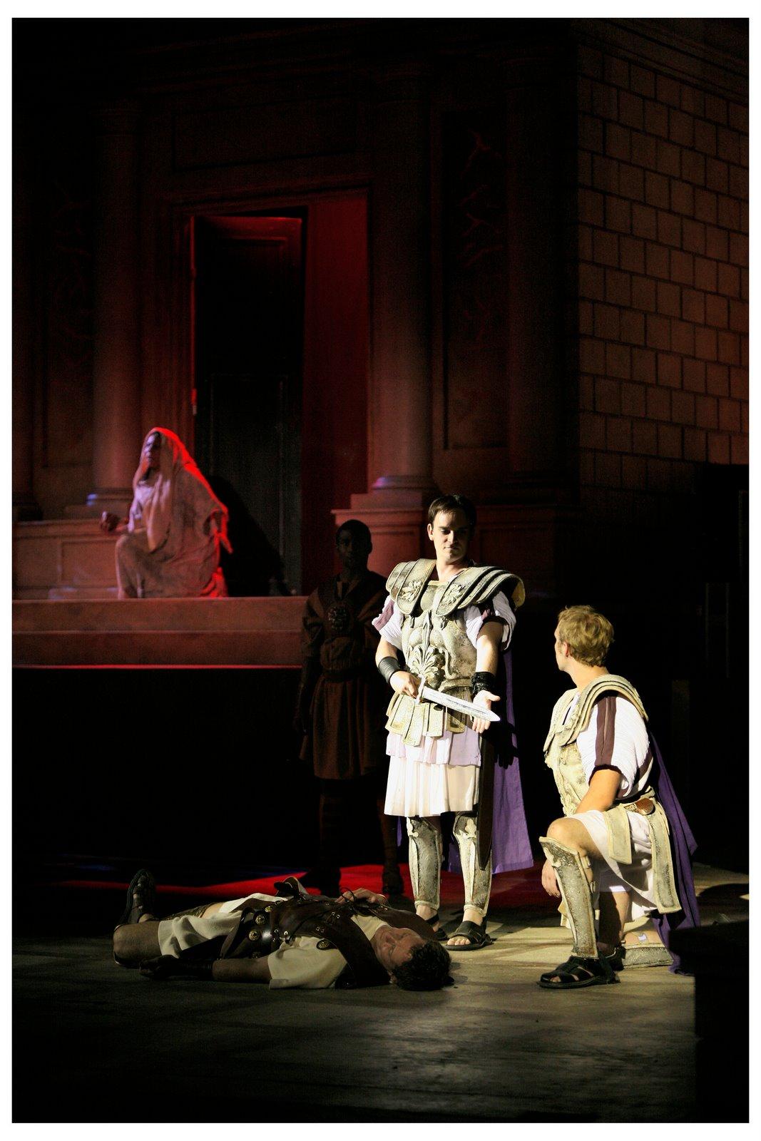 Brutus's Death