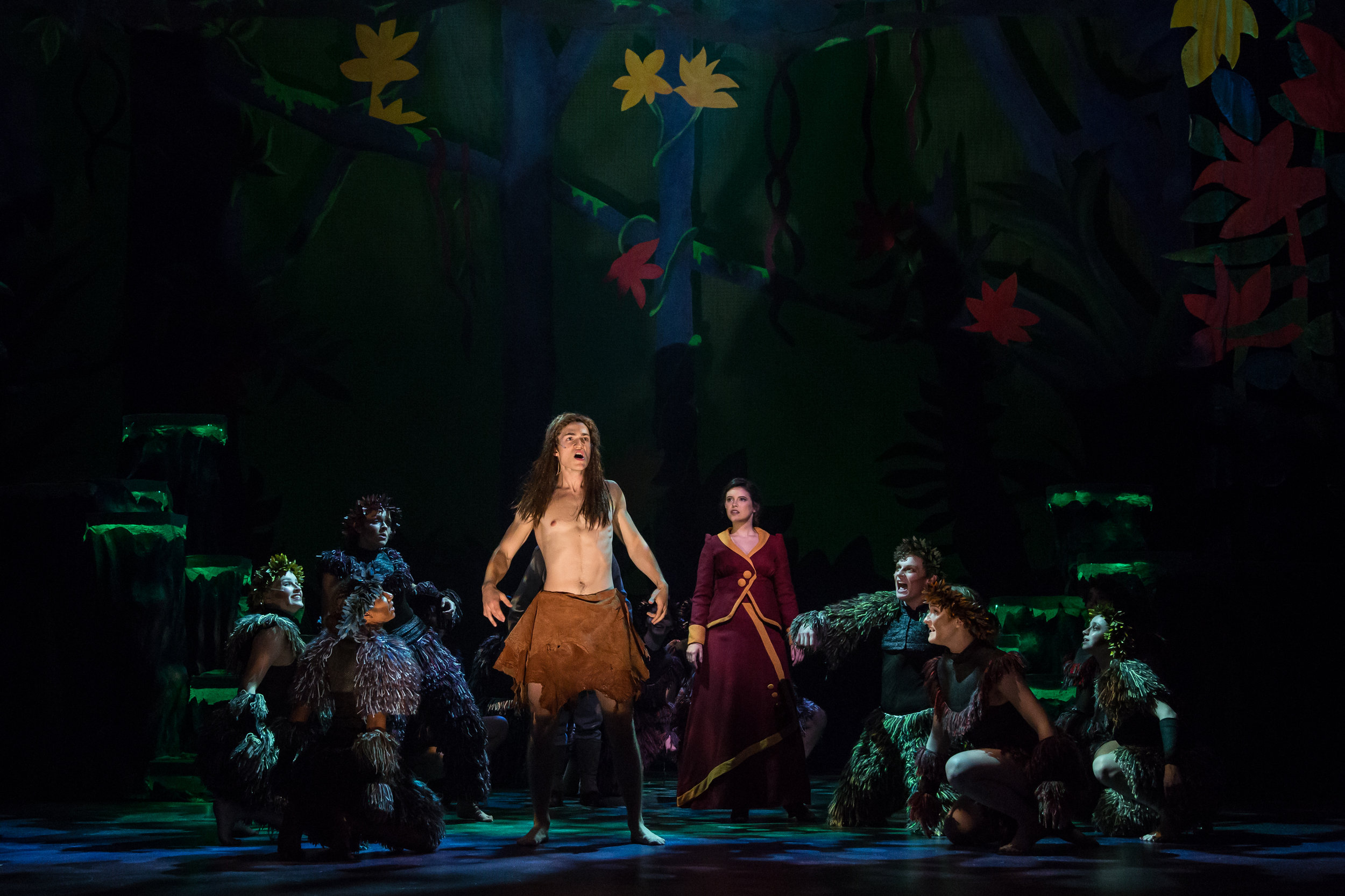Tarzan and Jane, Final Image