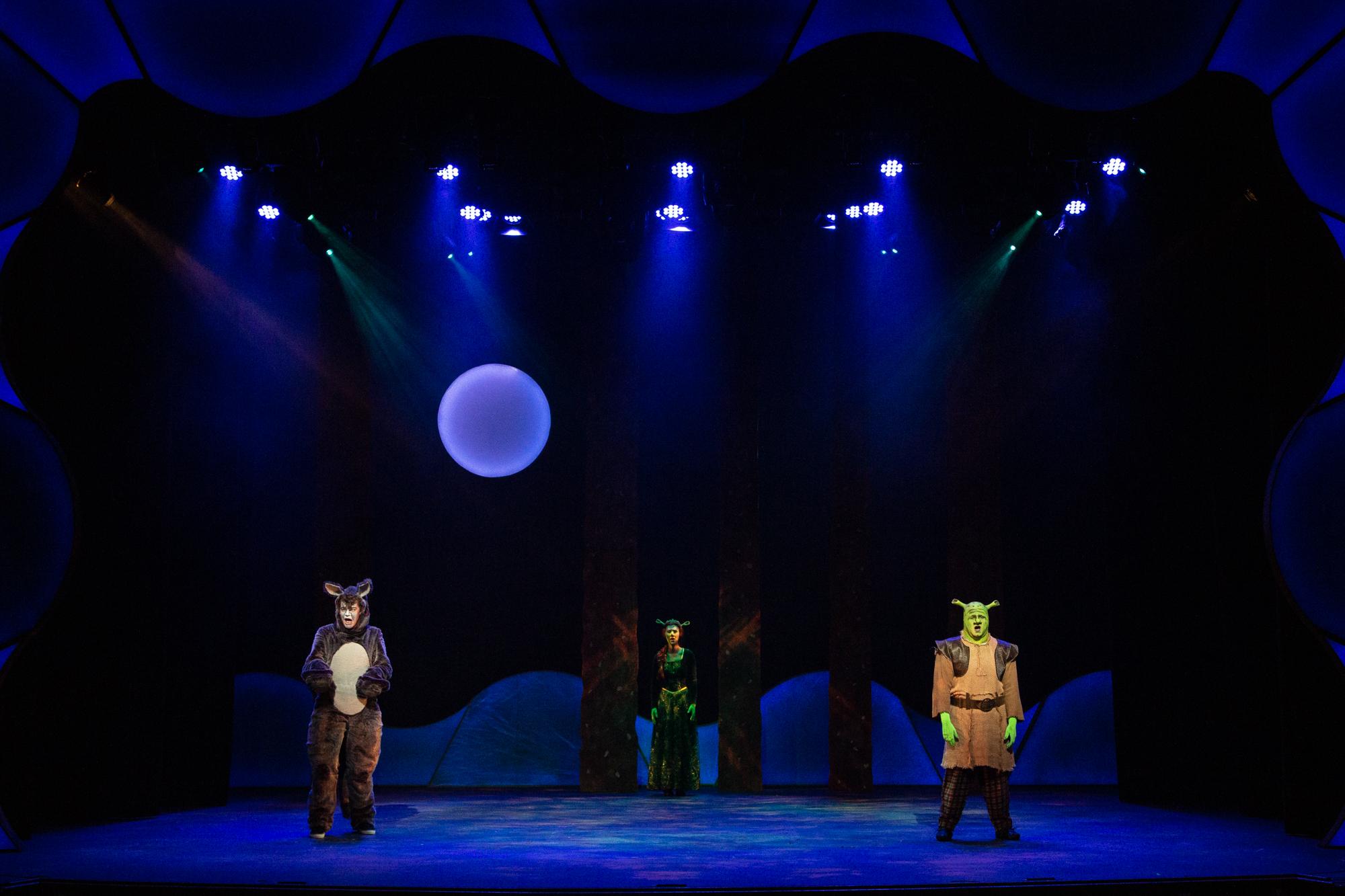 Shrek, Donkey and Fiona, Who I'd Be