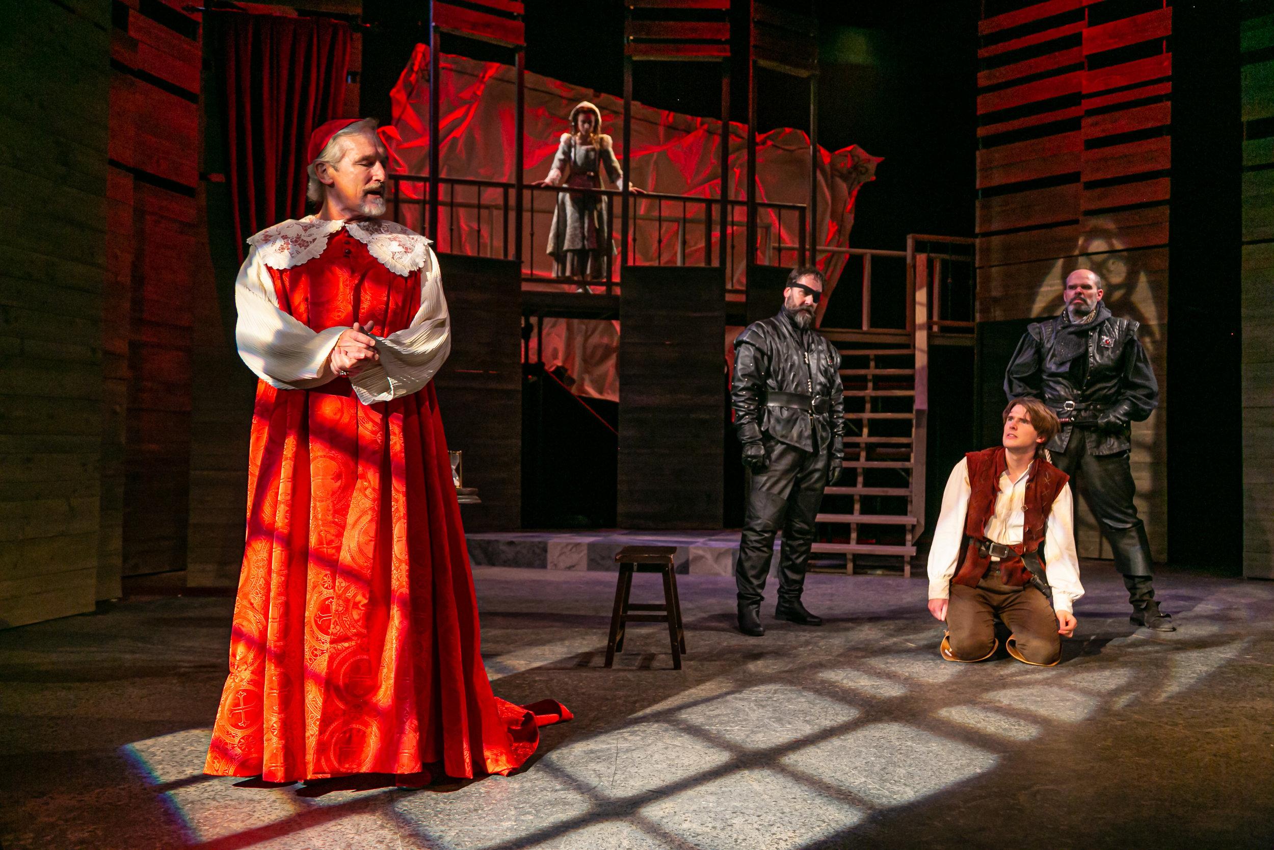 Cardinal Richelieu's Chamber