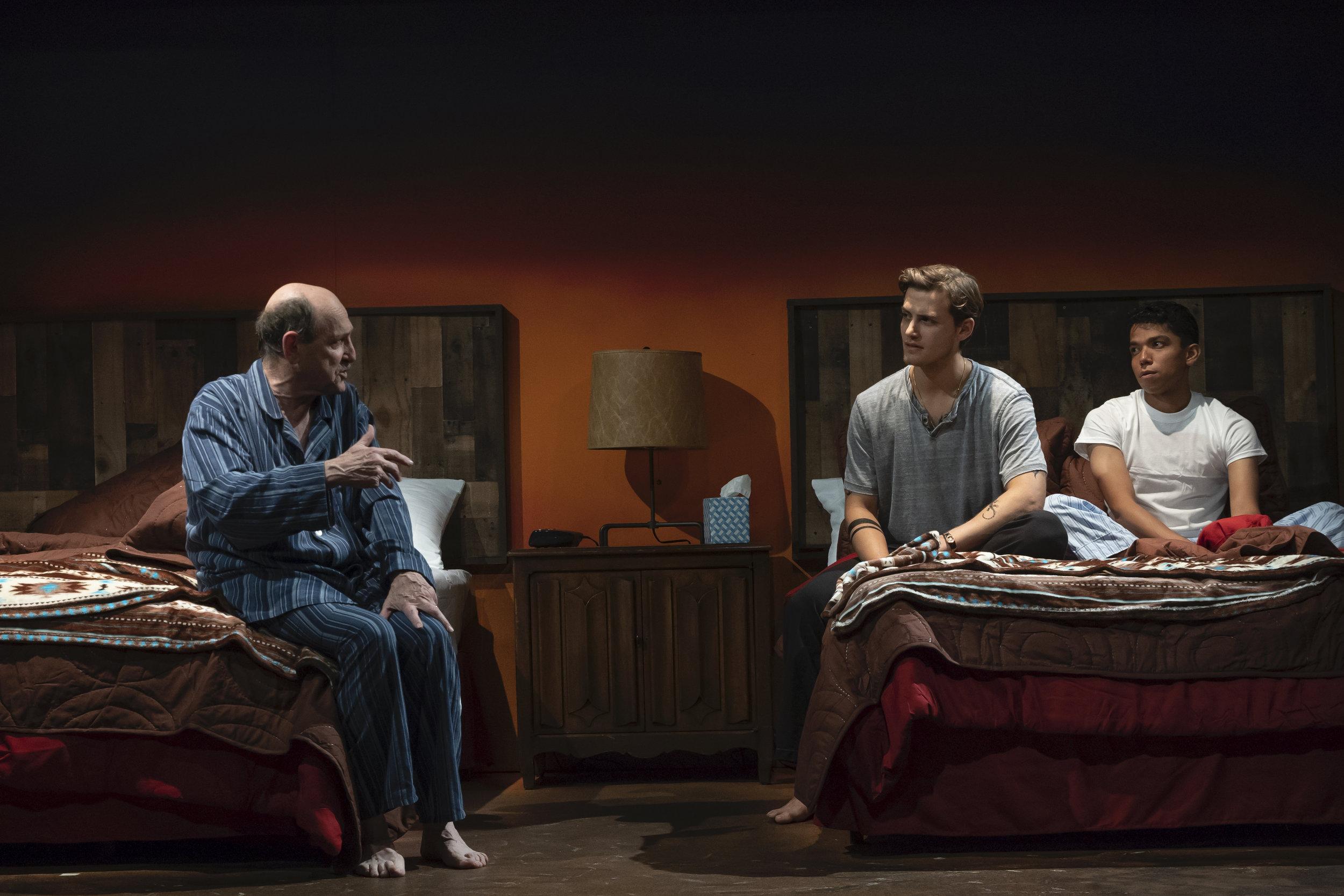 Rudy, Felix and Jackson