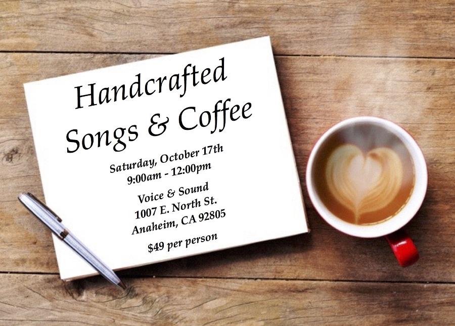 Handcrafted Songs & Coffee 1 JPG