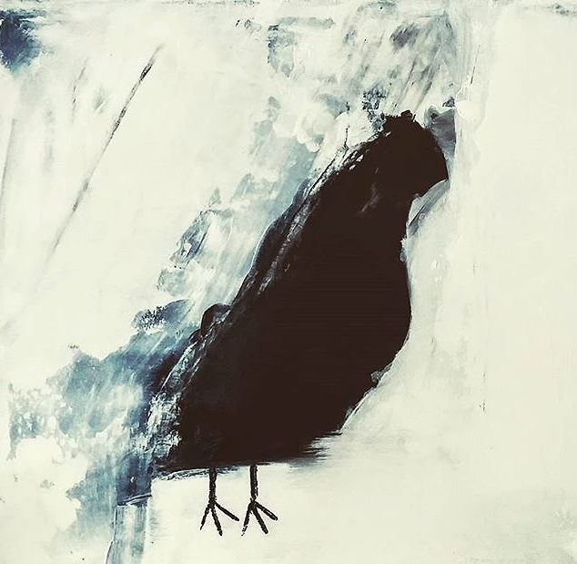 Broken beak (3x2ft)