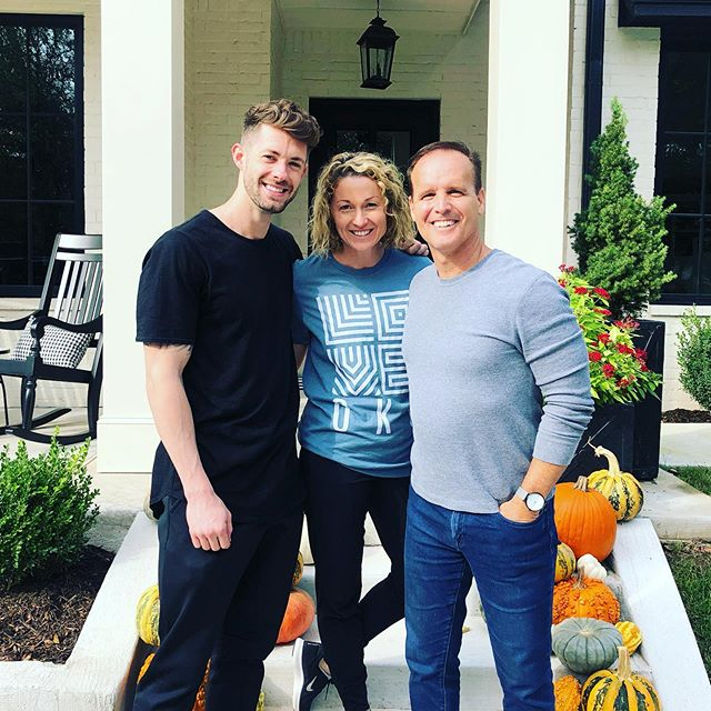 I cannot tell you how much I love these two right here! They have been some of my biggest supporters for a long time. I would not be where I am today without these two pouring so much into me. I love that we got to do our Friday morning breakfast tradition while being here :) love you so much @rodneyfouts and @shannonbfouts!