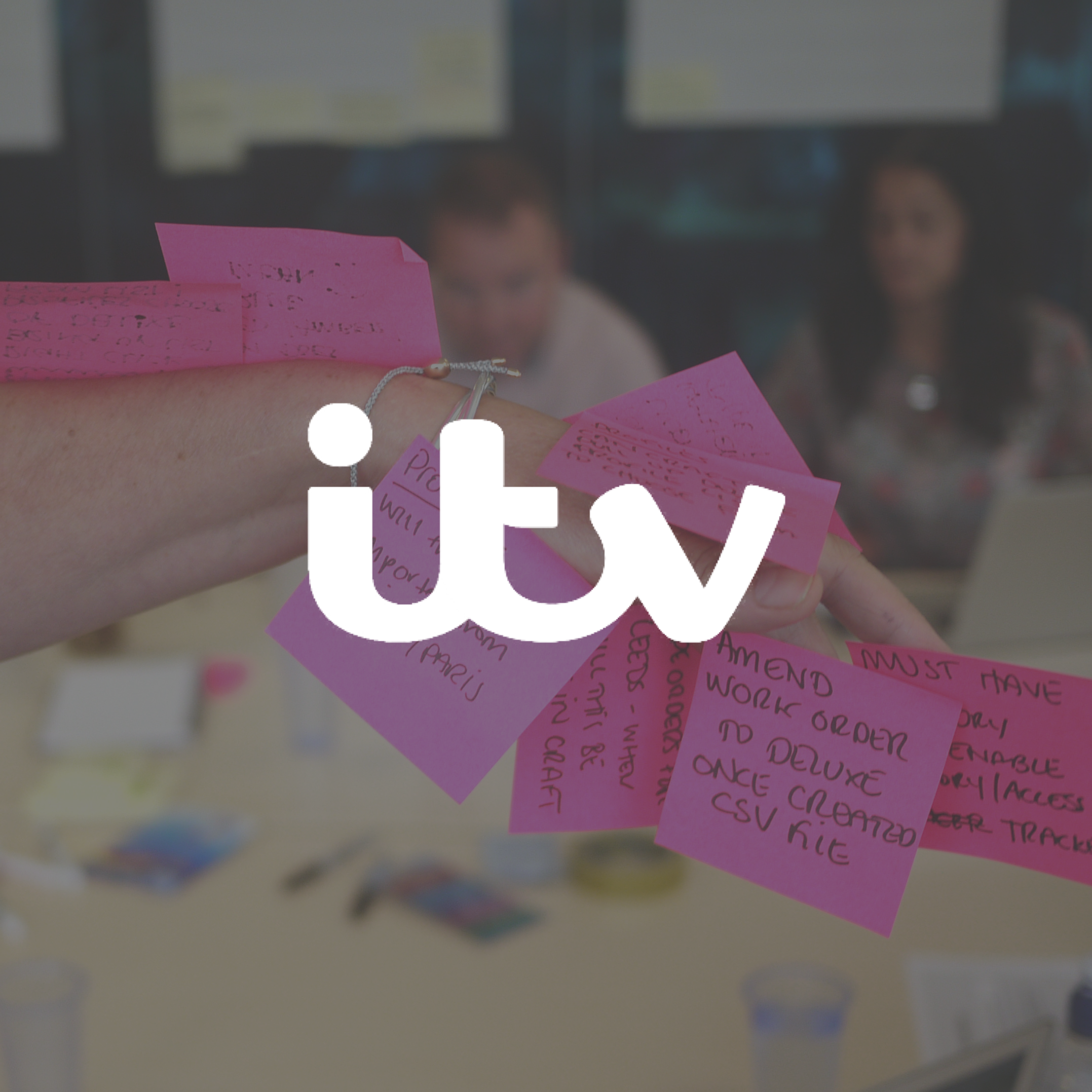 Technology Modernisation - I have been working with ITV on and off since 2016 as a Lead UX Designer on a big technology modernisation project. We have developed several products to modernise ITV content supply chain. I have worked a great deal on a fulfillment internal tool with ITV's tech team. We work following scrum and lean methodology.