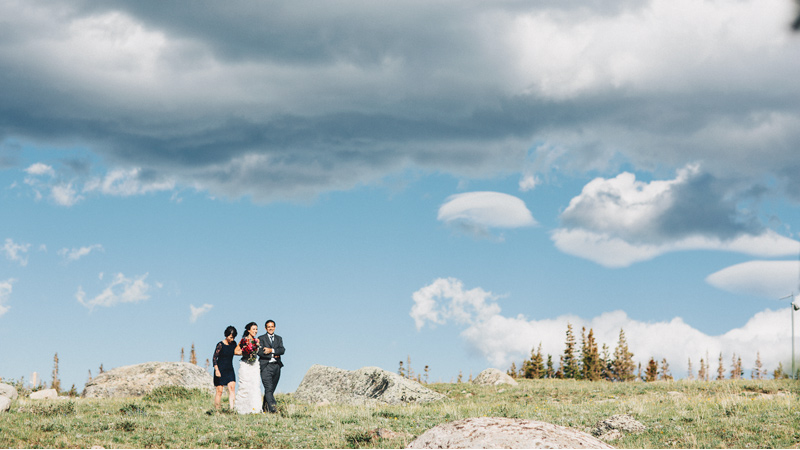 Mountain Wedding . Colorado . Shaun & Kelsey