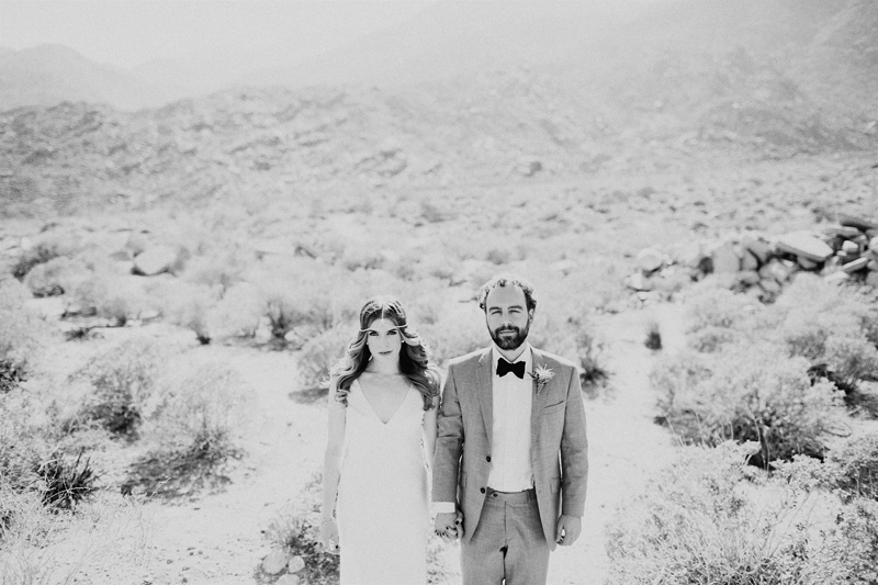 Palm Springs Wedding Pictures