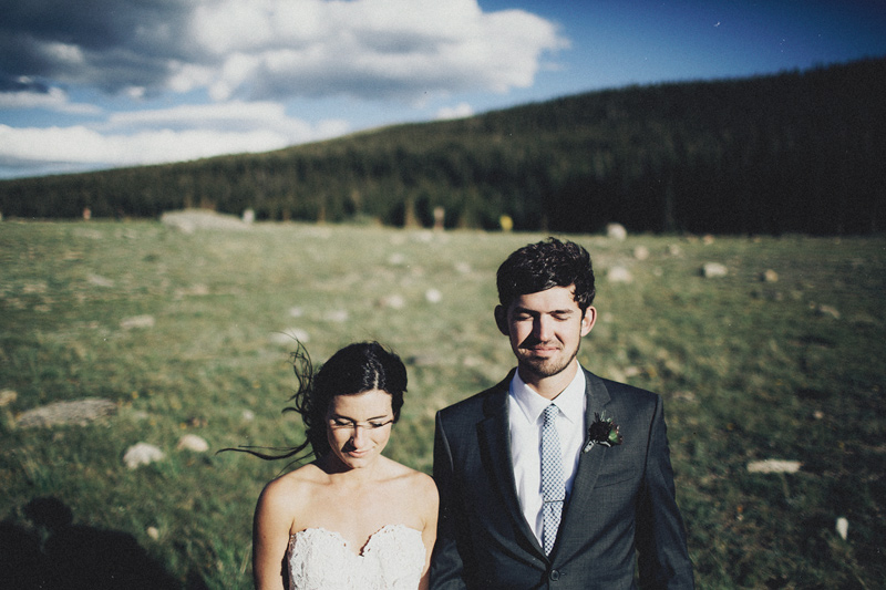 Boulder Colorado . Mountain Wedding . Shaun & Kelsey