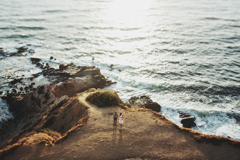 Palos Verdes Engagement Session