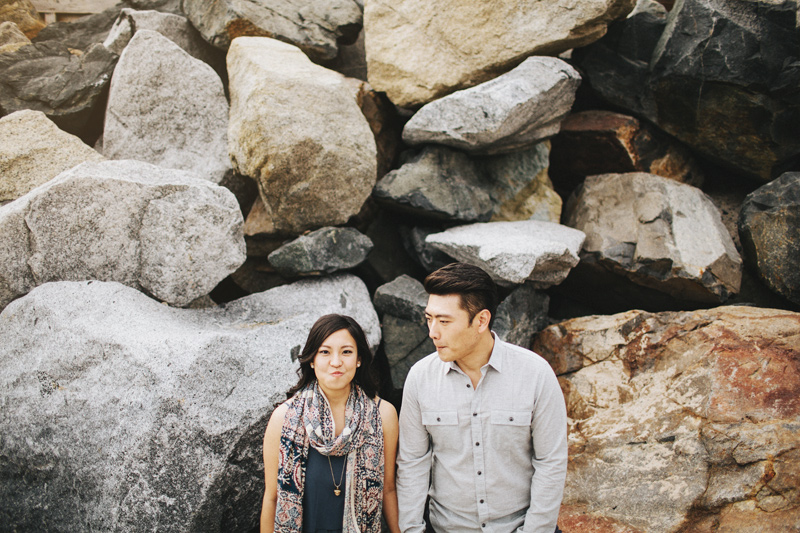 Orange County Engagement Session . Sandra & Danny x Hugh Forte