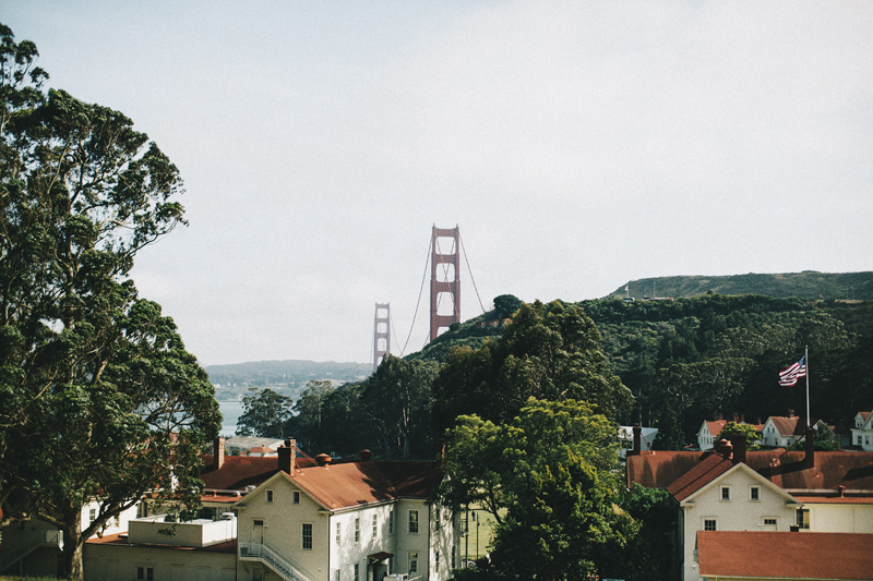 Cavallo Point Wedding, Sausalito, CA