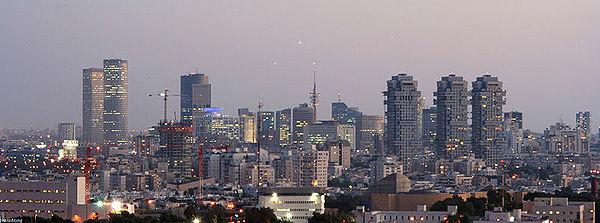Tel Aviv; source: Wikipedia