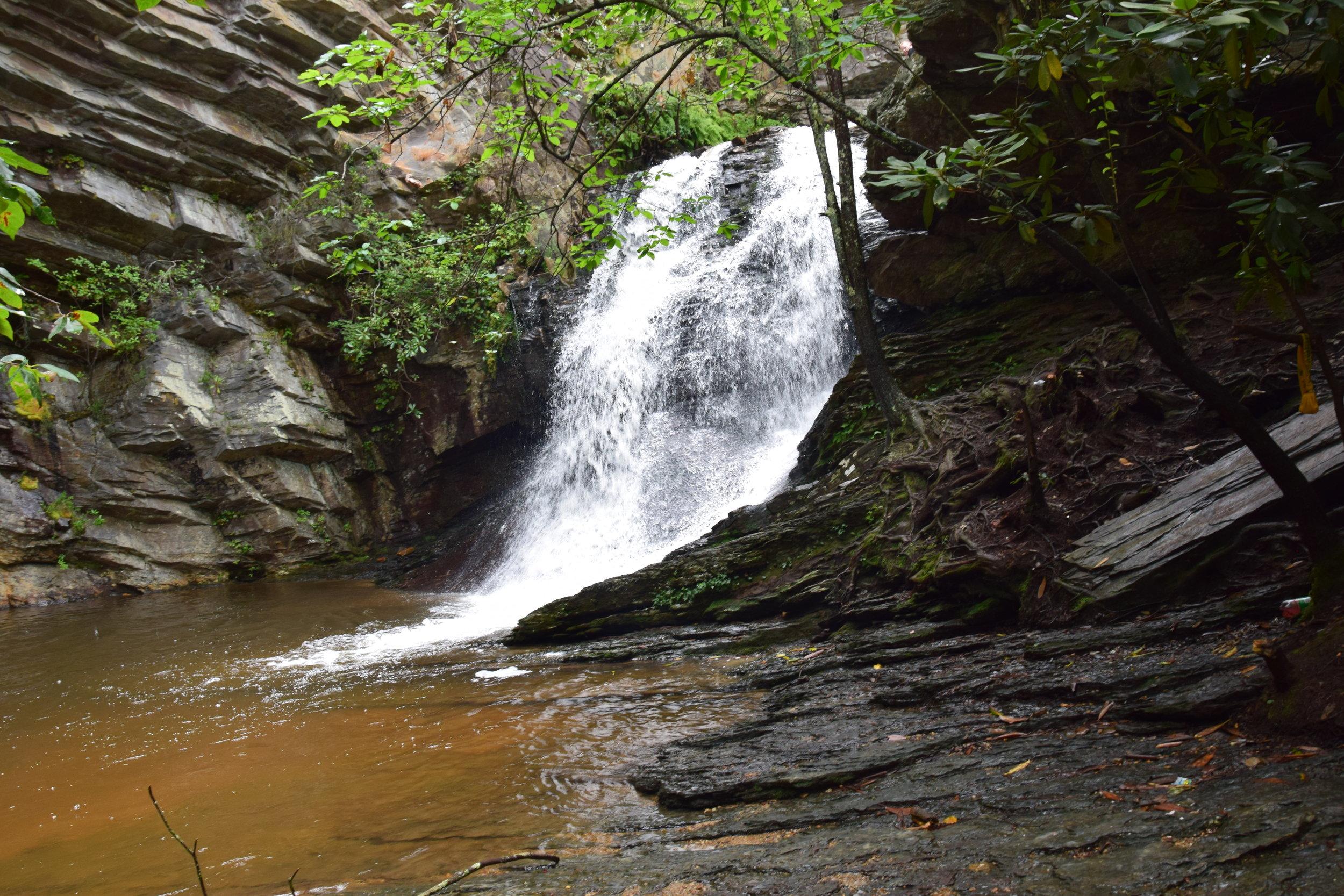 Hanging Rock State Park (Waterfalls)