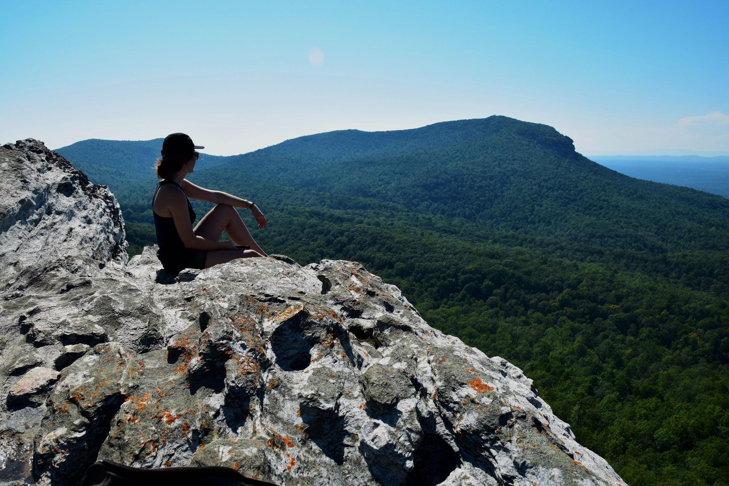 Hanging Rock State Park (Overlook)