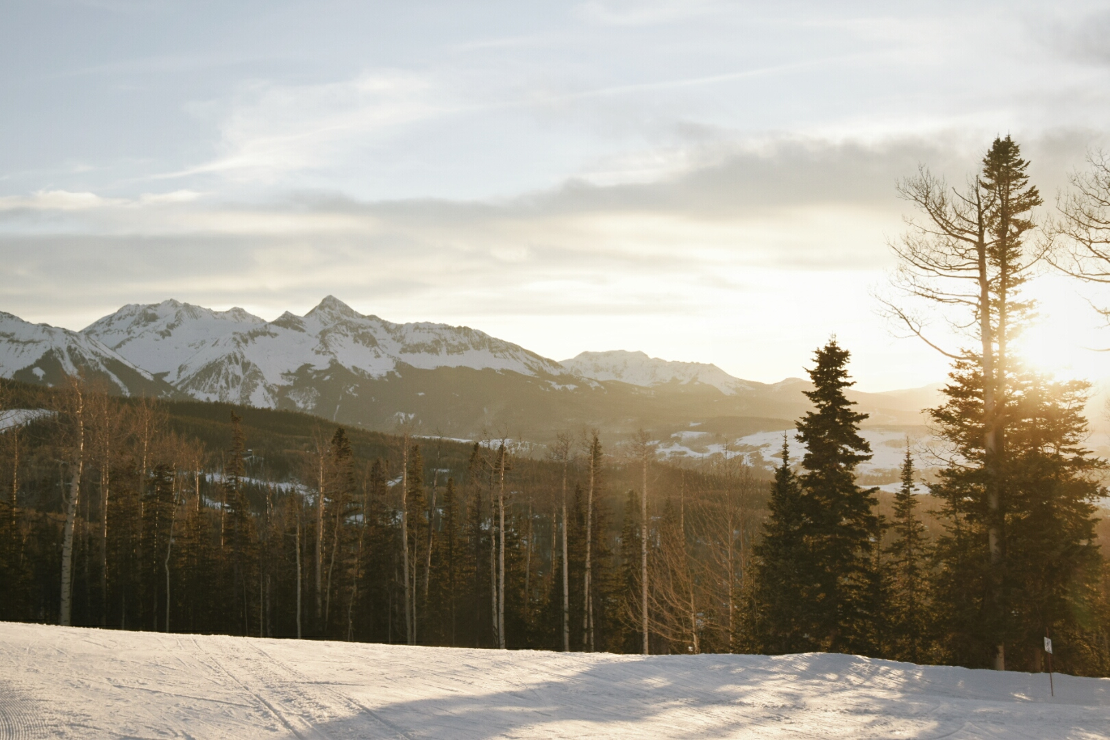 DESTINATION:   TELLURIDE, COLORADO     EXPLORE